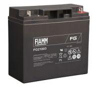 FIAMM rezerviniai akumuliatoriai.