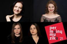 PERMAINŲ MUZIKA. Kutavičiaus muzikos teatras 2021.09.23 18.30 val.