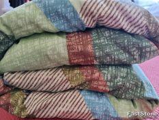 Antklodės ir pagalvės užvalkalų komplektai