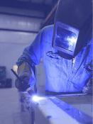 Metalo Konstrukcijų virinimas TIG ir MIG metodais