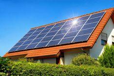 Saulės elektrinės namams