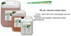 VCL 22 - Vakuumo siurblio alyva.