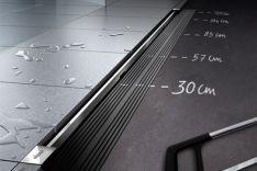 Pjaustomas dušo latakas Viega Advantix Vario nuo 30 iki 120 cm