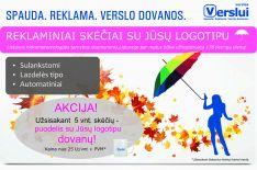 Reklaminiai skėčiai