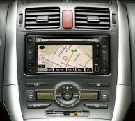Toyota TNS510 Europos žemėlapiai