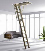 ROTO palėpės laiptai