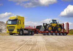 Negabaritinių ir nestandartinių išmatavimų krovinių pervežimai