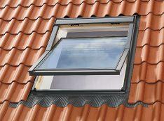 Velux stogo langai