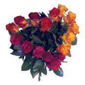 Rožių širdis