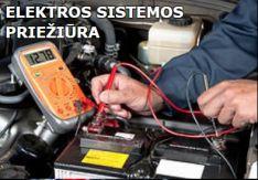 Elektros sistemos priežiūra