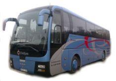 Autobuso MAN LIONS COACH EURO3 nuoma