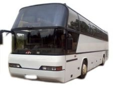 Autobuso Neoplan N116 nuoma