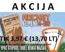 ROCKET CEMENT M-500 35KG