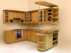 Uosinė virtuvinių baldų klasika Tauras 1