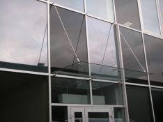 Stikliniai stogeliai