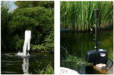 AQ6236 Siurbliukas fontanui /MANDY 45 / 6W /AQUACUP