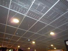 Kirstai tempti tinklai - pakabinamom lubom