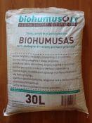 BIOHUMUSAS 30L