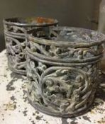 Metalinių sendaikčių restauravimas