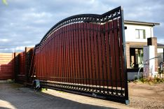Kiemo vartai Ramunė
