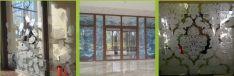 Stiklų dekoravimo plėvelės