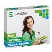 DNAFit dieta pagal genus