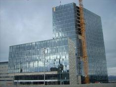 Statybinis - architektūrinis stiklas interjerui, bei eksterjerui