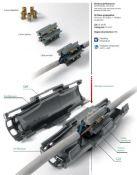 Kabelių jungtis IPX8 klasės, 0,6/1,0kV, 5x1,5-6mm kabeliams