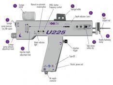 U225- Prancūzų gamintojo aparatas skirtas MEZOTERAPIJAI