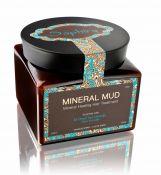 Kaukė-mineralinis purvas plaukams SAPHIRA Mineral Mud  su mineralais ir keratinu SAFMM3 - 500 ml
