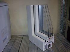 Trijų stiklų langų paketai - Vokiška kokybė