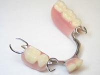 Lanko atraminiai dantų protezai