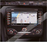 Rytų (Lietuvos) ir Vakarų Europos žemėlapiai Ford MCA