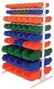 Sandėliavimo dėžutės - Dvipusis stovas
