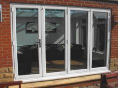 SAPA šilta sistema - langams ir durims.