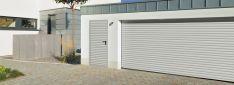 Šoninės garažo durys