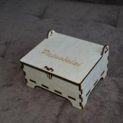 Medinė dėžutė papuošalams
