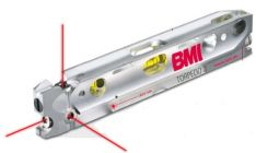 BMI Alustar gulsčiukas (200 cm)