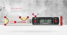 AKCIJA!Elektroninis gulsčiukas BMI LevelTronic (30 cm)