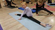 Gimnastikos ir baleto pamokos