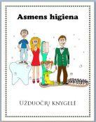 """Užduočių knygelė """"Asmens higiena"""""""