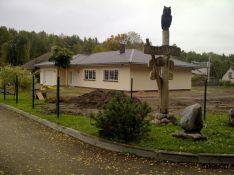 Sodo namų statyba