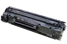 HP Laser Jet kasetės CE285A pildymas