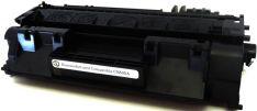 HP Laser Jet kasetės CE505A pildymas