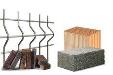 Statybos, fasadas, aplinka