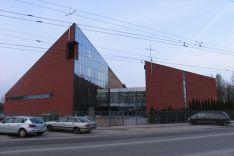 Šarvojimo salė Kaune, V.Krėvės pr. 95a