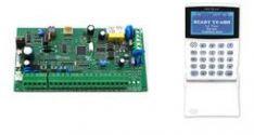 PAS832+KM24A, Apsaugos sistema (SECOLINK)/PAS832+KM24A, Security system (SECOLINK)