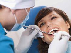 Odontologo konsultacija bei dantų apžiūra
