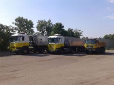 Birių krovinių pervežimas. Savivarčio paslaugos