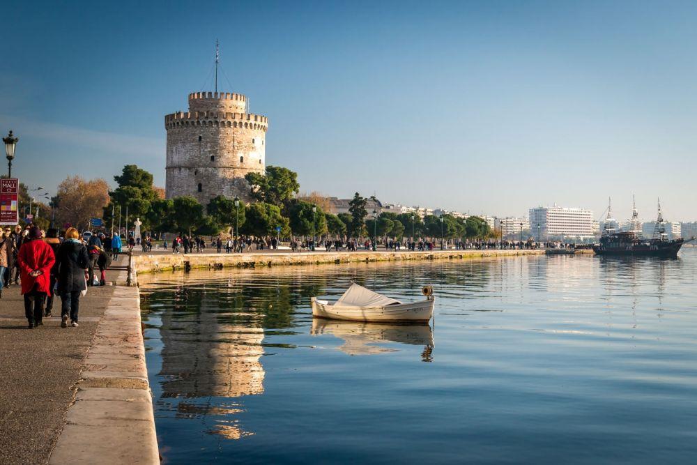 Salonikai Graikija